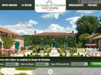 Camping Les Gorges du Chambon