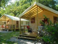 Contrôle d'accès camping