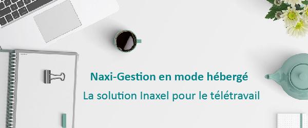 Naxi-Gestion en mode hébergé