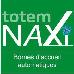 Borne camping Naxi-Totem