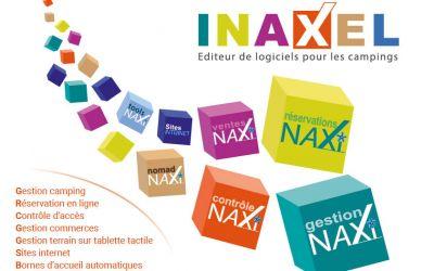 Accroche Brochure Inaxel 2020-2021